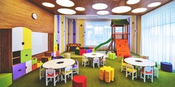 Play School Interior Designing