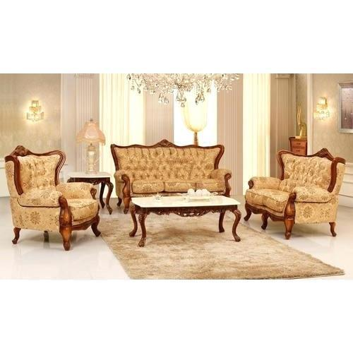 Traditional Sofa Set at Rs 35500 /unit | Designer Sofa Set | ID ...