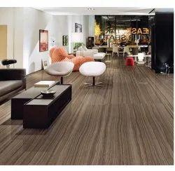 Kajaria 800x1600mm Ultima Serpentine Brown Marble Tile