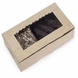 66K Kraft 2 Brownie Box