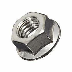 Exalt Round Flange Nut, For Industrial