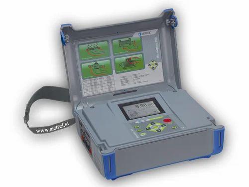 Metrel Micro Ohm Meter ( Very Low Winding Resistance Test