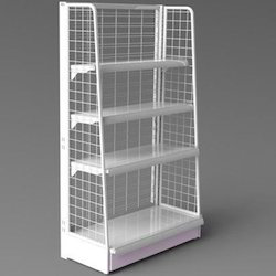 SS Display Rack