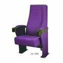 Purple Theater Chair