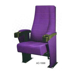 Purple Theater Chair