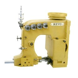 Revo Bag Closer Sewing Machine With Conveyor Attachment