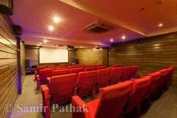 Home Theater Interior Designing
