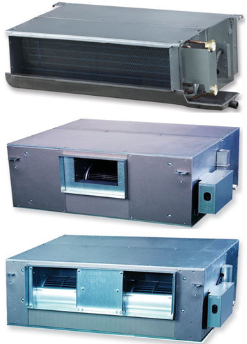 Blue Star And Hitachi White Ductable Ac For Industrial