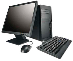Desktop Computer Ci5 -4gb - 500gb - 15 TFT
