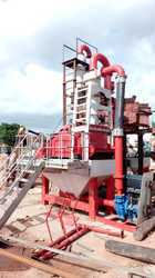 SILICA SAND WASHER PLANT