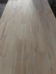 White Pine Wood Board, Size: 8 x 4 feet