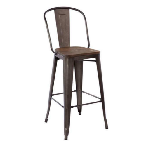 Stupendous Metal Bar Chair Uwap Interior Chair Design Uwaporg