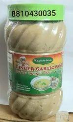 Regakinx 1 Year 1kg Ginger Garlic Paste, Packaging Type: Jar