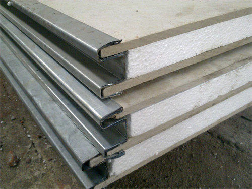 Pvc Sandwich Wall Panels Rs 700 Square Meter E Pack
