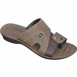 Men Plain Mens Handmade Slippers, Size: 6-10