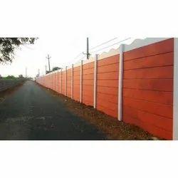 Modular Compound Wall