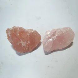 Rose Quartz Rough Stones