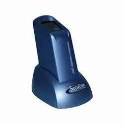 Secugen Hamster Plus Fingerprint Scanner, Model Name/Number: HSDU03P,  Sensing Area: 13.2 Mm X 15.2 Mm