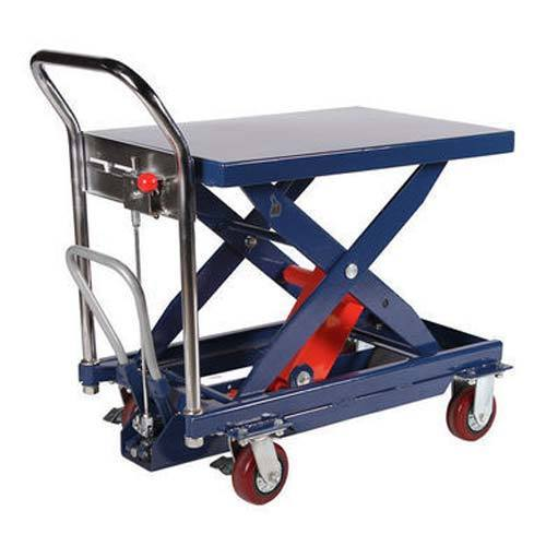 Hydraulic Table Trolley