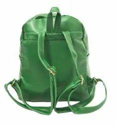 Girl Green Backpack