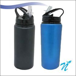 700 ml Metal Sipper Bottle