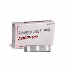 Azithromycin Tablet / Suspension