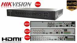 Hikvision 8ch Digital video Recorder (2MP DVR