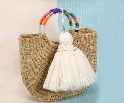 Ivory Bag Tassel