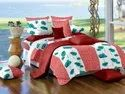 Heavy Glace Cotton Bedsheet