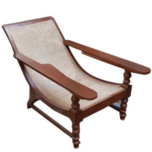 Home Wooden Easy Chair