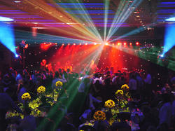 DJ System Event Service