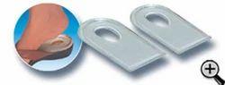 Albio Anti Slip Gel Heel Pad -Donut