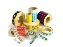 Self Adhesive Multicolour Printed Labels