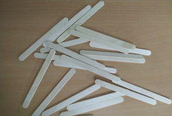 Wooden Ice Cream Stick Crafts And Art, Packaging Type: Packet, Size: 113 mm