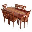 Jacquard Silk Dining Table Runner 112