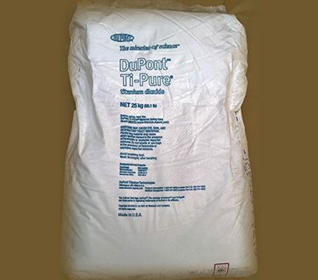 Titanium Dioxide Rutile Dupont R 104