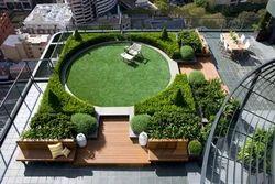 Residential Terrace Garden Designing In Bengaluru