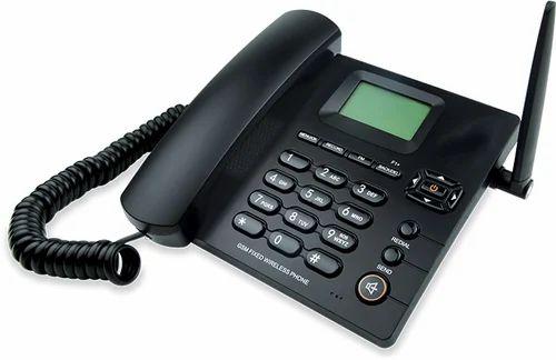Dual Sim GSM FWP Landline Phone at Rs 6000/piece | Landline Phone ...