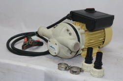 CI/SS Diaphragm Type Barrel Pump
