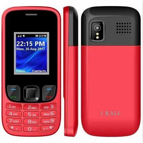 I Kall Full Multimedia Dual Sim Phone, Model Number: K29
