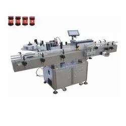 Bar-Code Sticker Labeling Machine