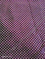 Velvet ITS VARY FOIL BALL PRINT Febric, For Ladies Dress Material, Dimension / Size: 58-60 Width ( 38-42 Length )