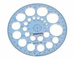 360 Degree Round Protractor