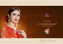 Tamara Silk Vol 2 Banarasi Art Silk Saree By Yadu Nandan Fashion