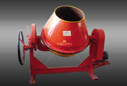 10/7 CFT Millar Type Mixer Machine For Construction