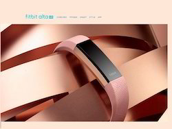 Fitbit AltaHR New Fitness Wrist Band