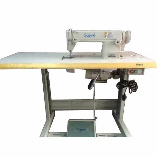 SemiAutomatic High Speed Sewing Machine Set Rs 40 Unit ID Unique Primex Sewing Machine