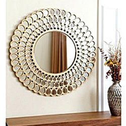 The Dreamy Designs Brass Mirrors