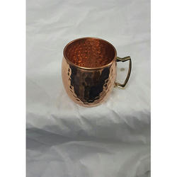 Copper Tumbler Glass