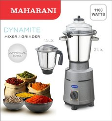 Commercial Mixer Grinder Fully Loaded 1100 Watts